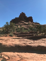 The famous Bell Rock