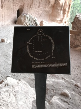 Diagram of the kiva