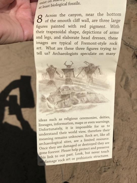 Info on the petroglyphs!