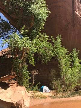 A great campsite!